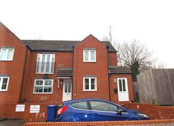 Thumbnail 2 bed flat for sale in Helens Court, Hednesford, Cannock, Staffordshire