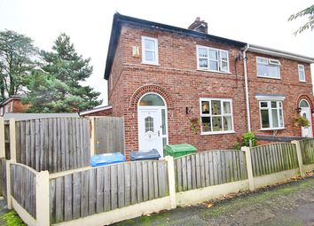 Thumbnail 3 bed semi-detached house to rent in Princess Avenue, Warrington