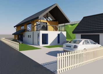 Thumbnail 4 bed detached house for sale in Kirkton Of Oyne, Insch