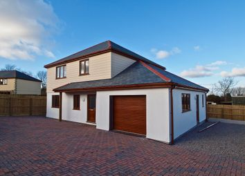 Thumbnail 3 bed detached house for sale in Stamps Lane, Illogan Highway, Redriuth