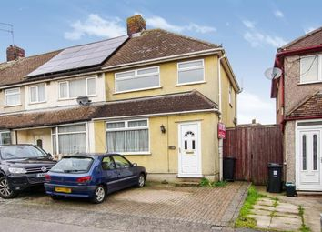 Thumbnail 3 bed end terrace house for sale in Rodway Road, Patchway, Bristol