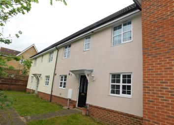 Thumbnail 3 bed terraced house for sale in Robin Close, Stowmarket