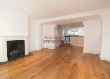 3 bed cottage to rent in West Cottages, West Hampstead NW6