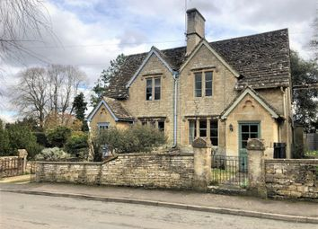 Thumbnail 7 bed detached house for sale in Church Road, Kemble, Gloucestershire