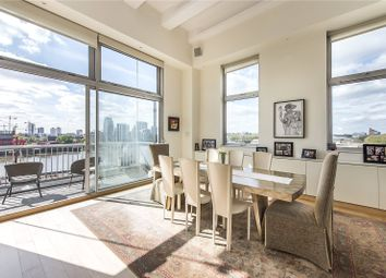 Thumbnail 3 bedroom flat for sale in The Piper Building, Peterborough Road, London