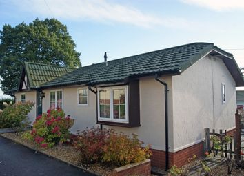 Thumbnail Bungalow for sale in Doddington Heights Park, Hopton Wafers