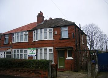 Thumbnail 4 bedroom property to rent in Leighbrook Road, Fallowfield, Manchester