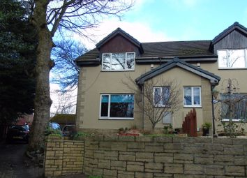 Thumbnail 3 bed semi-detached house for sale in Wester Mavisbank Avenue, Winhall, Airdrie