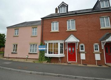Thumbnail 4 bed terraced house to rent in Rooks Way, Tiverton