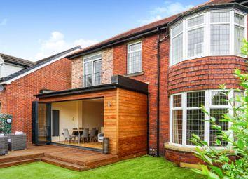 Thumbnail 5 bed semi-detached house for sale in Alwen Avenue, Huddersfield