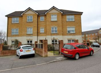 Thumbnail 1 bed flat for sale in Hampstead Drive, Whitefield, Manchester