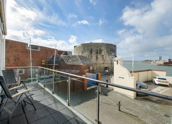 Thumbnail 3 bed flat for sale in Tower Street, Portsmouth