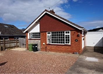 Thumbnail 2 bed detached bungalow for sale in Meadow Close, Newton Abbot