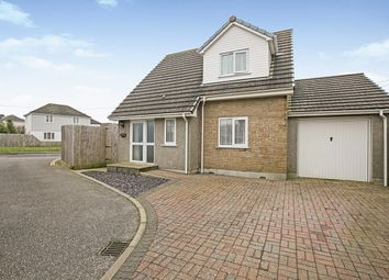 Thumbnail 3 bed detached house for sale in Laity Drive, Pengegon, Camborne, Cornwall