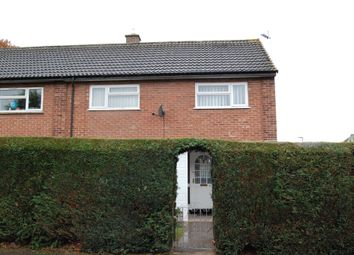 Thumbnail 3 bed end terrace house for sale in Oak Crescent, Clehonger, Hereford