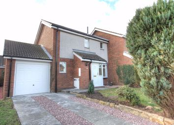 Thumbnail 2 bedroom semi-detached house for sale in Callaly Close, Pegswood, Morpeth