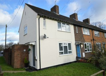 Thumbnail 2 bedroom end terrace house for sale in Spencer Road, Old Catton, Norwich