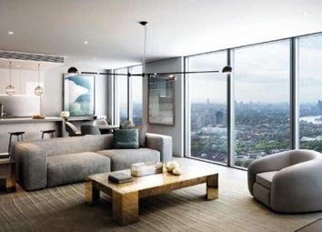 Thumbnail 2 bed flat for sale in Landmark Pinnacle, London