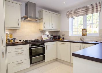 "Thumbnail 4 bed detached house for sale in ""Cambridge"" at Lime Pit Lane, Cannock"
