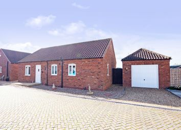 Thumbnail 2 bed detached bungalow for sale in Holland Fen, Boston