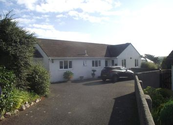 Thumbnail 4 bed detached bungalow for sale in Abbey Meadow, Lelant, St. Ives, Cornwall