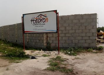 Thumbnail Land for sale in Hebron Gardens, Lekki, Nigeria
