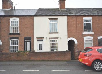 Thumbnail 2 bed terraced house for sale in Derby Road, Butterley, Ripley