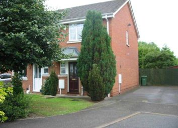 Thumbnail 2 bed semi-detached house to rent in Cameo Drive, Amblecote, Brierley Hill, West Midlands