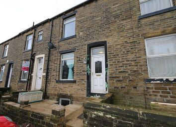 Thumbnail 3 bed terraced house for sale in Charlesworth Grove, Halifax, West Yorkshire