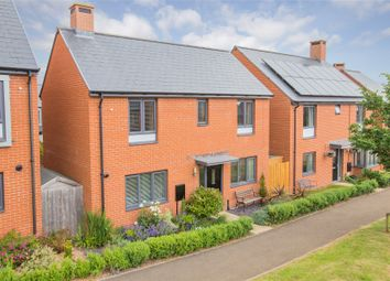 Thumbnail 2 bed detached house for sale in Milbury Farm Meadow, Exminster, Exeter