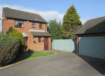 Thumbnail 3 bed detached house to rent in Buckbury Croft, Shirley, Solihull