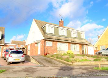 Thumbnail 3 bedroom semi-detached house for sale in Tintern Crescent, Reading, Berkshire