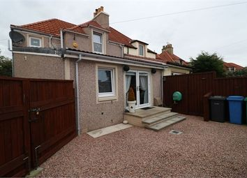 Thumbnail 3 bed semi-detached house for sale in Dunsire Street, Methilhill, Fife