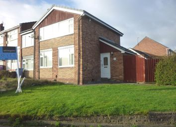 Thumbnail 3 bed shared accommodation to rent in Grangemeadow Road, Gateacre, Liverpool