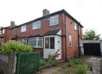 Thumbnail 3 bedroom semi-detached house for sale in Elmsmere Avenue, Blurton, Stoke-On-Trent