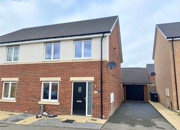 Low Gill View, Marton-In-Cleveland, Middlesbrough TS7. 3 bed semi-detached house for sale