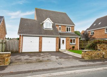 Thumbnail 6 bed detached house for sale in Garmondsway Road, West Cornforth, Ferryhill, Durham