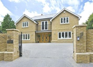 Thumbnail 5 bed detached house to rent in Callow Hill, Virginia Water, Surrey