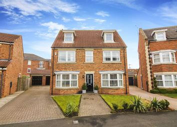 4 bed detached house for sale in Meadow Vale, Shiremoor, Newcastle Upon Tyne NE27