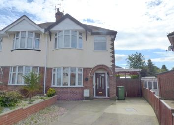 Thumbnail 3 bedroom semi-detached house to rent in Beaumont Avenue, Mansfield