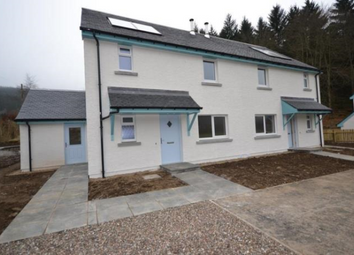 Thumbnail 3 bed semi-detached house to rent in Silverknowe, Dalguise
