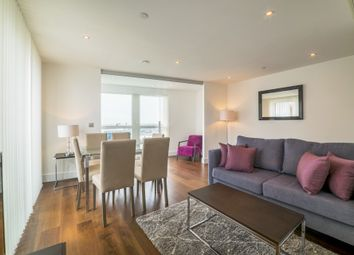 Thumbnail 3 bedroom flat to rent in Talisman Tower, 6 Lincoln Plaza, Canary Wharf, London