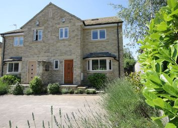 Thumbnail 4 bedroom semi-detached house for sale in Mill Street, Kidlington