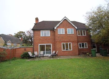 Thumbnail 5 bed detached house to rent in Wessex Close, Thames Ditton, Surrey