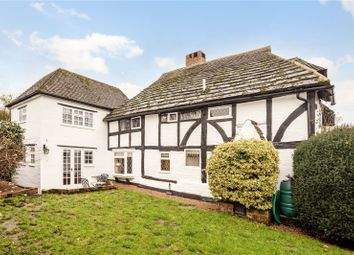 Thumbnail 3 bed detached house for sale in Mill End, Henfield, West Sussex