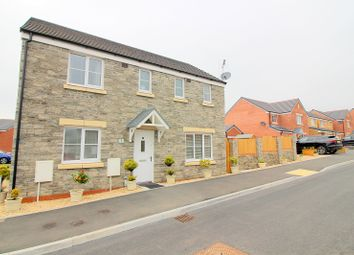 Thumbnail 3 bedroom detached house for sale in Bryn Eirlys, Coity, Bridgend.