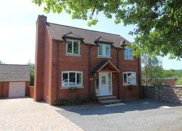 Thumbnail 4 bedroom detached house to rent in Longden, Shrewsbury