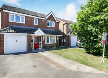 Thumbnail 4 bed detached house for sale in Kingfisher Drive, Wombwell, Barnsley