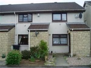 Thumbnail 2 bed terraced house to rent in Moss Road, Wishaw