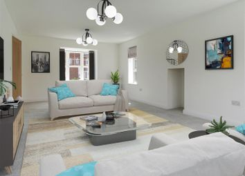 Thumbnail 5 bedroom detached house for sale in St Andrews Way, Sawtry, Huntingdon, Cambridgeshire